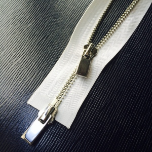 Two Way Zipper