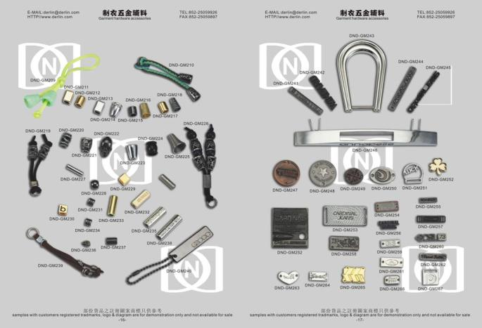 GARMENT HARDWARE ACCESSORIES4