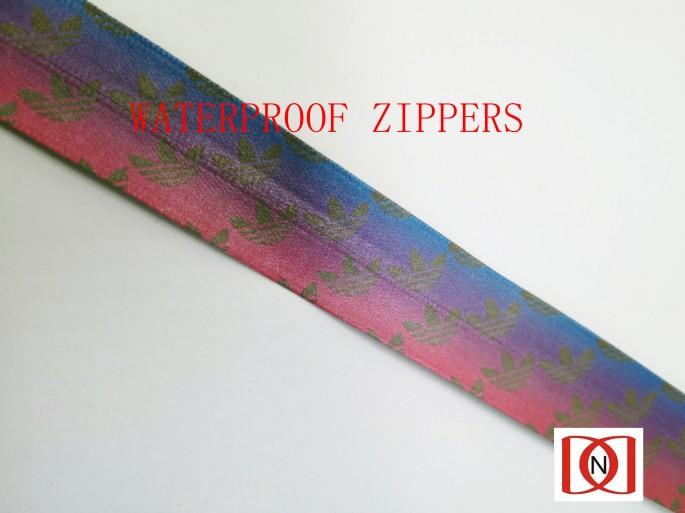 NO.5 Waterproof shiny coated24