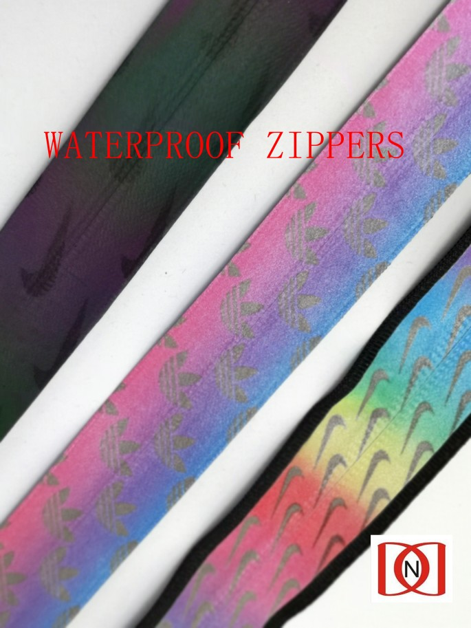 NO.5 Waterproof shiny coated42