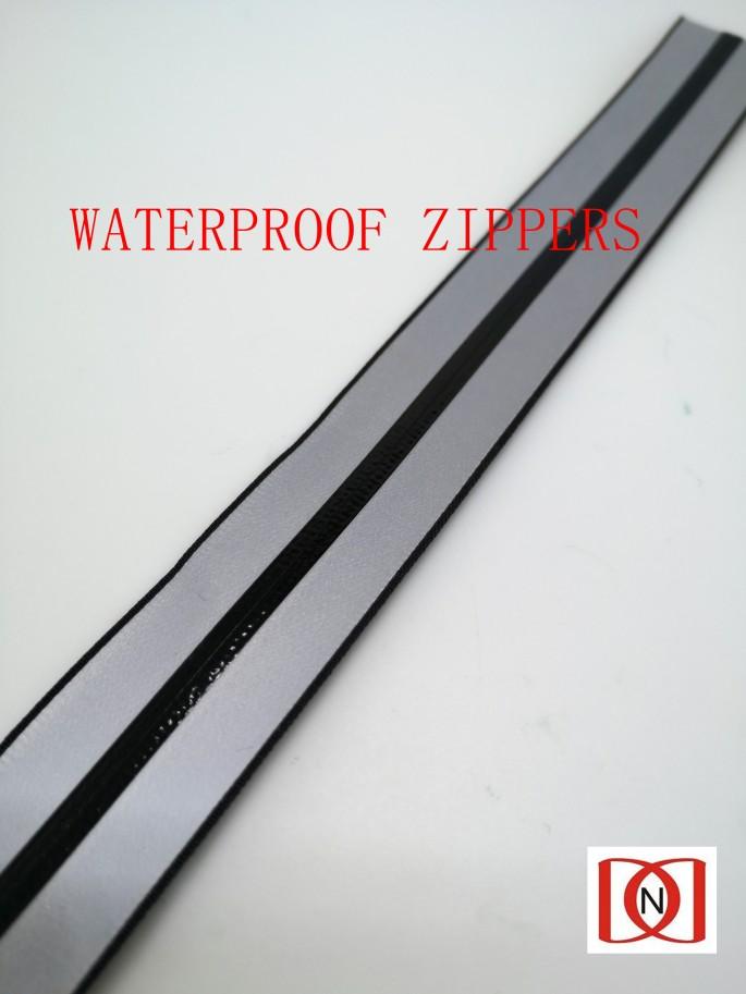 5#REFLECTIVE WATERPROOF ZIPPER